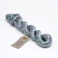 Hand Dyed Ribbon Yarn