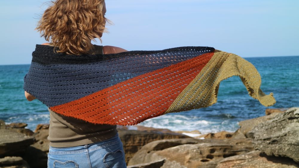 Bennelong Shawl
