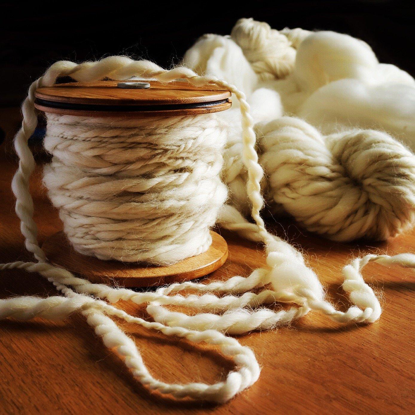 Majacraft Aura Hand Spun Yarn