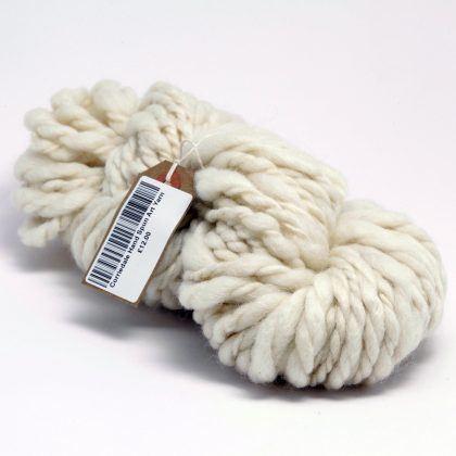 Hand Spun Corriedale Knitting Yarn