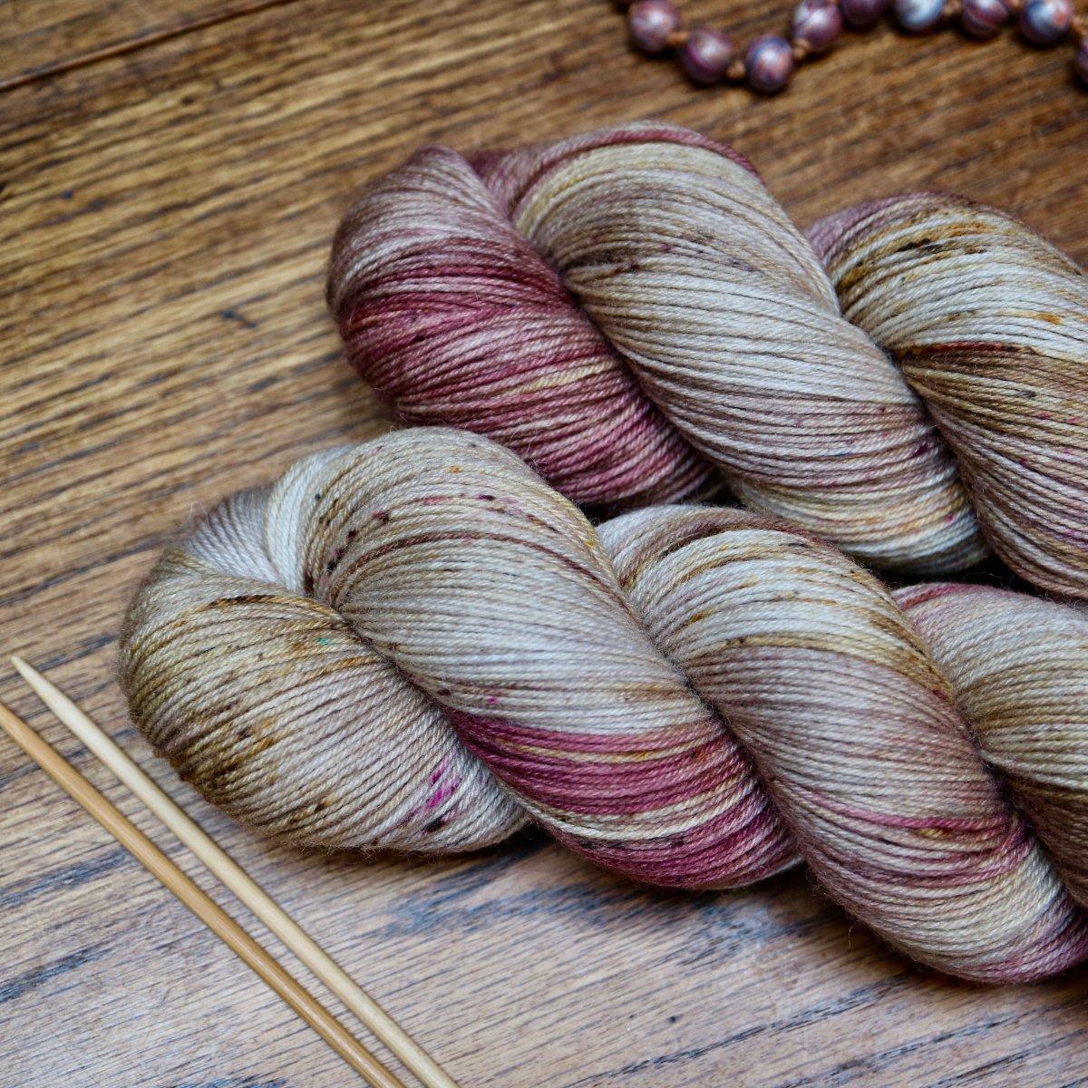 Kooky Hand Dyed Sock Yarn